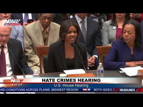 Rick Hamada & Scotty B - Candace Owens Talks About Race At U.S. House Hearing