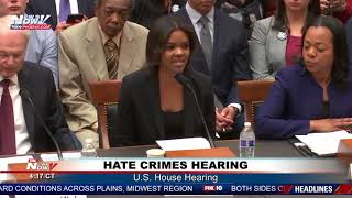 WATCH Candace Owens Opening Statement At U.S. House Hearing