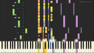 Smokie - Living Next Door to Alice (Piano Tutorial) [Synthesia Cover]