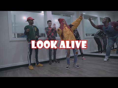 BlocBoy JB & Drake - Look Alive (Dance Video) shot by @Jmoney1041