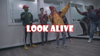 BlocBoy JB & Drake - Look Alive (Dance Video) shot by @Jmoney1041