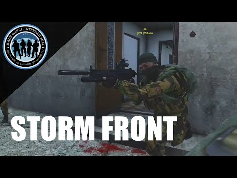 Storm Front - Norwegian Army | ArmA 3 Gameplay