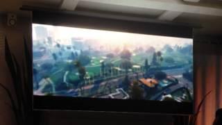GTA 5 Bravado car commercial