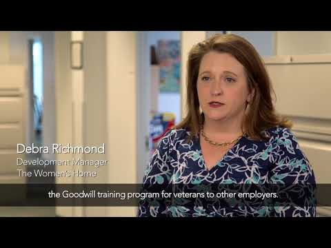 Goodwill Helping Veterans Get Back to Work