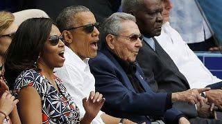 Барак Обама завершил первый визит на Кубу