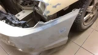 Кузовной ремонт киа (KIA)  спектры в Раменском body repair