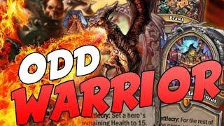 Gambar cover Odd Dragon Warrior | Non è un sogno!
