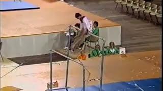 Лучшая гимнастка всех времен!!!