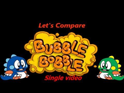 Let's Compare ( Bubble Bobble ) Single video
