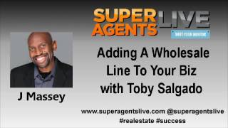 Adding A Wholesale Line To Your Biz with J Massey and Toby Salgado