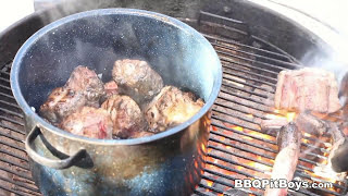 Oxtail Beef Stew recipe by the BBQ Pit Boys