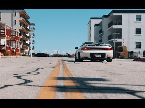 3000gt Drift Car Feature Video Youtube