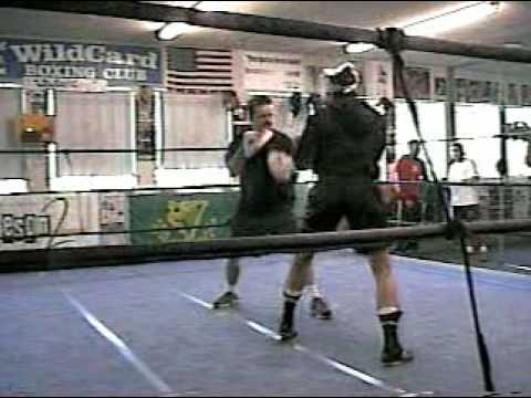 Lucia Rijker - Training with Freddie Roach (2004)