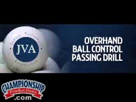 Junior Volleyball Association Presents 35 Japanese Drills For Youth Volleyball