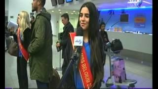 بالفيديو.. ملكة جمال