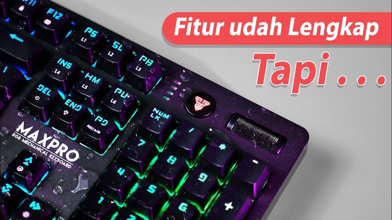 Mechanical Keyboard Anti Air dan Anti Gimmick!! 👍👍 | Review Fantech MK851 MAX PRO