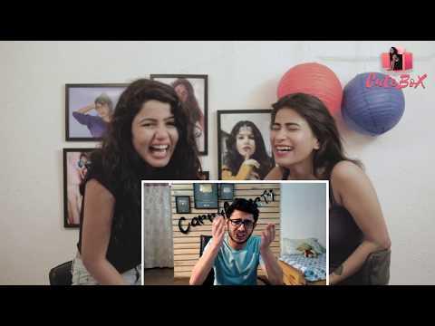 CARRYMINATI | THE PERFECT BRIDE | REACTION | POOJA RATHI | CuteBox