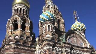 Niezwykly Swiat - Rosja - Petersburg - Sobór Zmartwychwstania