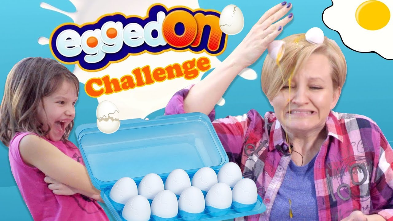EggedOn, Hasbro – CHALLENGE