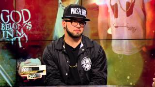 Rapper Andy Mineo