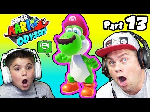 Mario Odyssey 13 Finding Yoshi by HobbyKidsGaming