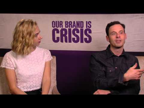 Our Brand is Crisis: Scoot McNairy & Zoe Kazan  Movie