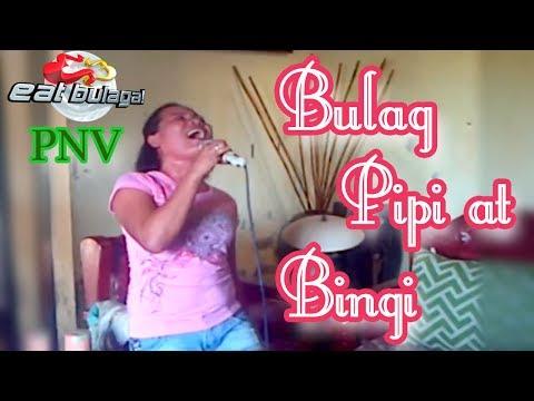 Eatbulaga's (Ikaw at Echo & PNV finalist) Rowena Andia Performed Bulag Pipi at Bingi (ORIGINAL)