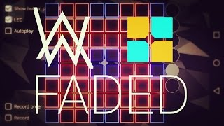 Download lagu Alan Walker Faded Launchpad cover Mod Link MP3