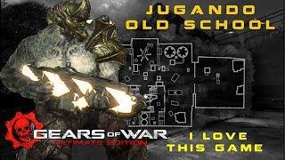 Gears of War UE l Jugando Old School l Hunter Dorado l RDLC l Fuel Depot l 1080p Hd