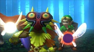 Let's Play The Legend of Zelda : Majora's Mask 3D Partie 1 : Le destin d'un nouveau héros