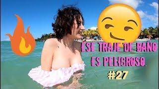 EL LUGAR DE NUESTRA LUNA DE MIEL *cuidado con tu traje de baño* / #AmorEterno 27