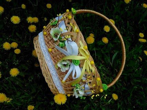 korzinka / Easter basket / happy easter decorations