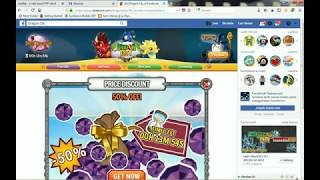 Dragon City Hack 2018 (How To Find Session Id) / Cara Mencari SessionId