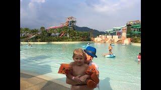 В Таиланд своим ходом на месяц с ребенком 7 Wallking street аквапарк Ramayana местные Ходячие