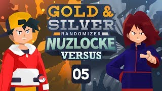 THE BIG ROADBLOCK! | Pokémon Gold and Silver Nuzlocke Versus w/ NumbNexus! Episode 5