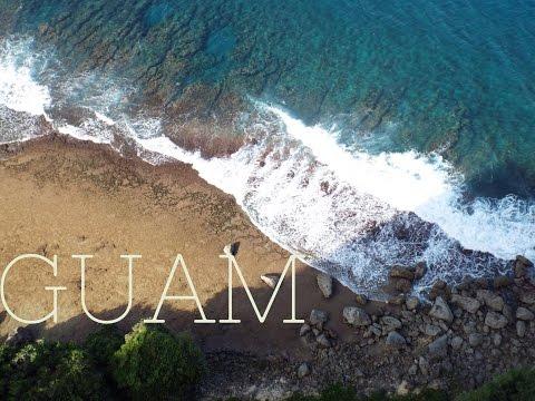 VLOG 1. Guam Sightseeing