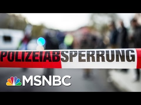 Reports: Gunman Shot Dead After Attack On German Movie Theater | MSNBC