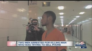 Dominique Clanton, 18, charged with murder, robbery in iPhone Craigslist killing