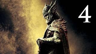 Elder Scrolls V: Skyrim - Walkthrough - Part 4 - Before the Storm (Skyrim Gameplay)