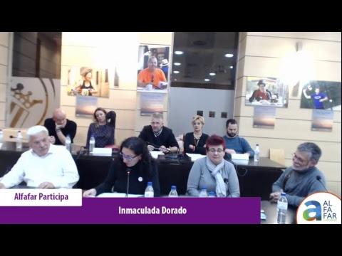 Emisión en directo de l'Ajuntament Alfafar