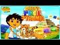 Go Diego Go: Diego's Puzzle Pyramid Gameplay   Kids Games Online Videos