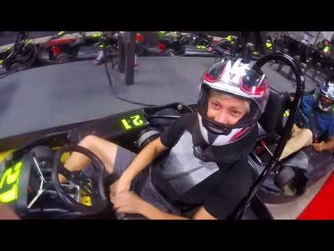 GLOBE Team Go Kart Fun 2017