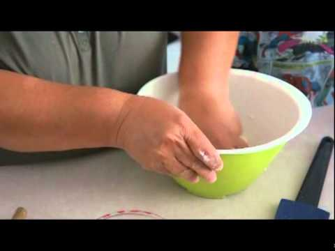 Homemade authentic flour tortillas - a tutorial.
