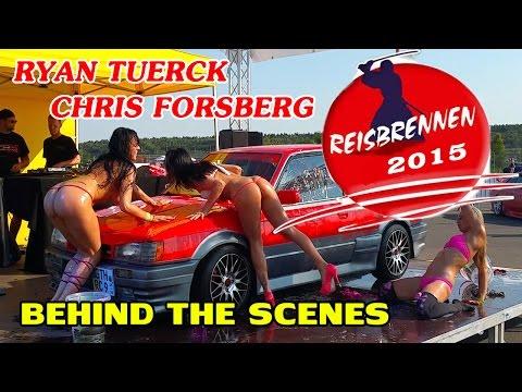 REISBRENNEN 2015 - RYAN TUERCK & CHRIS FORSBERG Interview - Behind the Scenes | Random VLOG