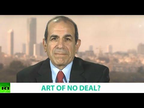 ART OF NO DEAL? Ft. Gilead Sher, Israeli Peace Negotiator