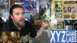 Inoka - Kickstarter Card Game Review