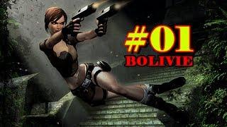 Tomb Raider Legend - Solution 01 - Tiwanaku (Bolivie)