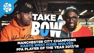 Manchester City Champions, Kanye West Fixes Wolves, PFA Player of the Year - Take a Bow