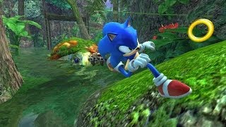 Sonic The Hedgehog 2006 (Xbox 360) Review-UltimateDSman