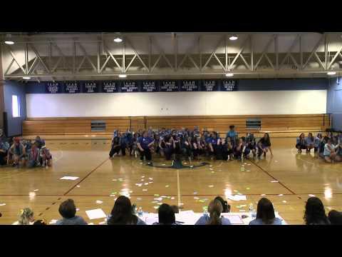 Senior 2014 Twisted Tunes